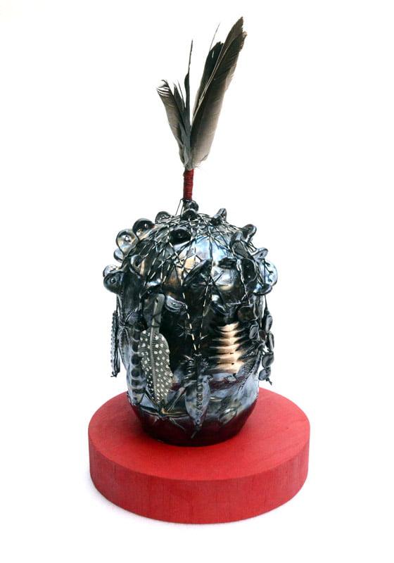 Sculpture, Reliquaire 06