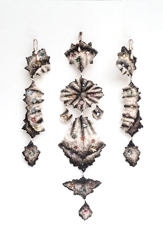 Sculpture Fossile 02
